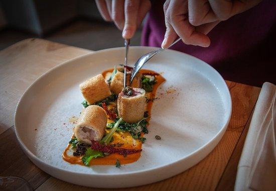 Ohima' Brasserie : Suggerimento dello chef