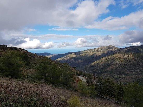 Troodos Mountains照片