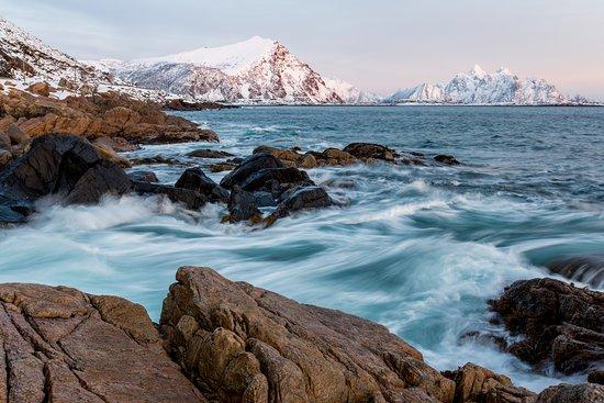 Somewhere on the Lofoten islands