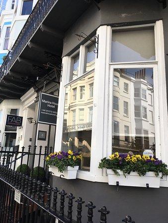 Brighton Marina House Hotel Photo