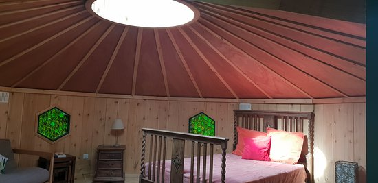 Strawberry Skys Yurts Photo