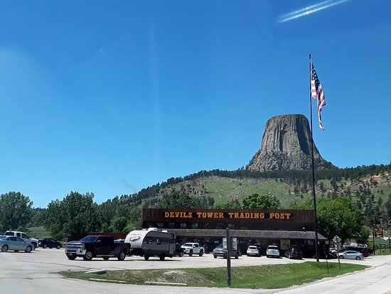 Devil's Tower Trading Post