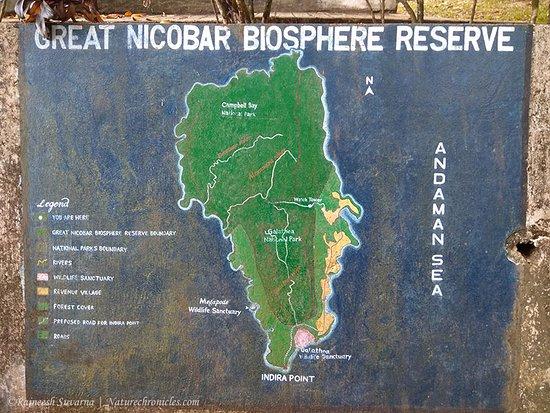 Great Nicobar Biosphere Reserve (大ニコバル島)Great Nicobar Biosphere ReserveGreat Nicobar Biosphere Reserve