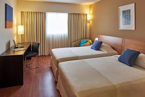 Novotel Lima San Isidro: Habitación Standard con 2 camas individuales