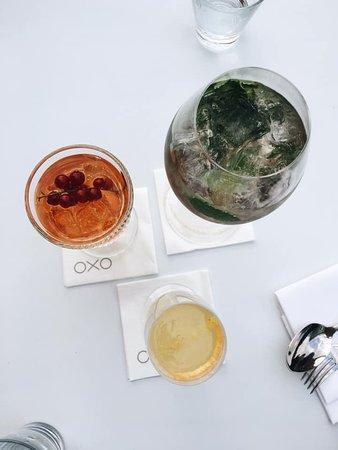 Oxo Tower Restaurant, Bar and Brasserie: OXO