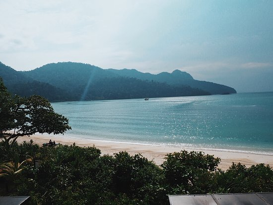 The Andaman, a Luxury Collection Resort, Langkawi: View from Balcony during the Day