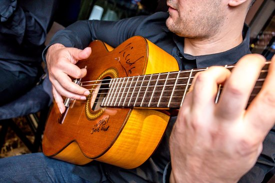 Classic guitar evenings
