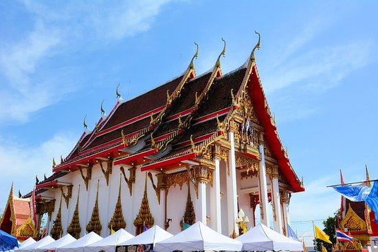 Chaithararam Temple (Wat Chalong): 綺麗な寺院てください