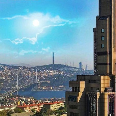 Mercure istanbul the plaza bosphorus updated 2019 rates for Guest house harbiye