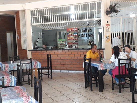 Restaurante do Luiz: Interior