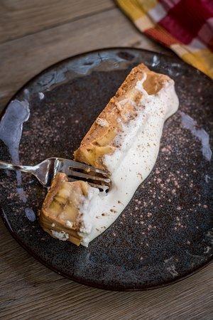 Pizzeria Casavostra: Banoffee pie