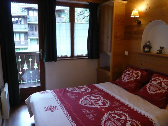 Residence Les Edelweiss: Appartement 4 personnes