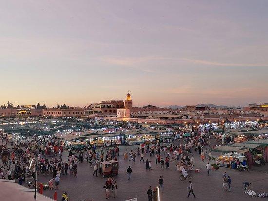 Travel Sahara Morocco: Marrakech