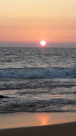 Ceylon Grand Tours: Sun set in my village