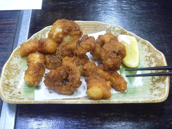 Restaurant Yudachi: たこ天