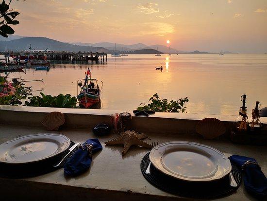 Salefino Koh Samui: cena al tramonto
