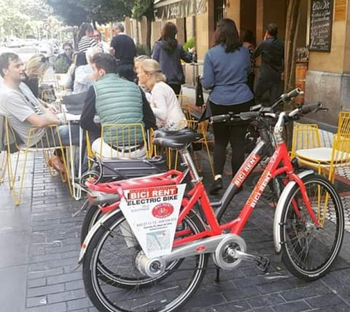 Donostia-San Sebastián, Spagna: Ruta pintxo bici