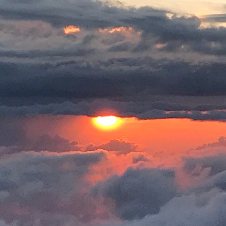 Star Gazing in Tenerife: Sunset on Teide