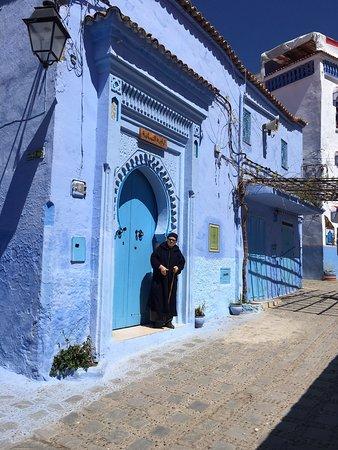 Cartoline da Chefchaouen, Marocco