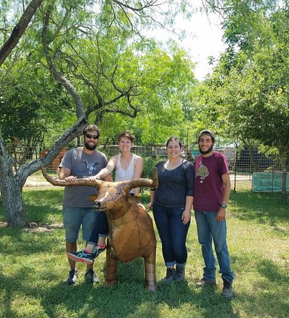 Janda Exotics Animal Ranch: Janda team