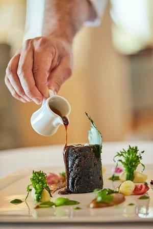 One of Chef Mimmo Di Raffaele's signature dishes