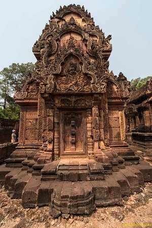 Angkor Wat Photography Workshops and Tours: Banteay Srei temple