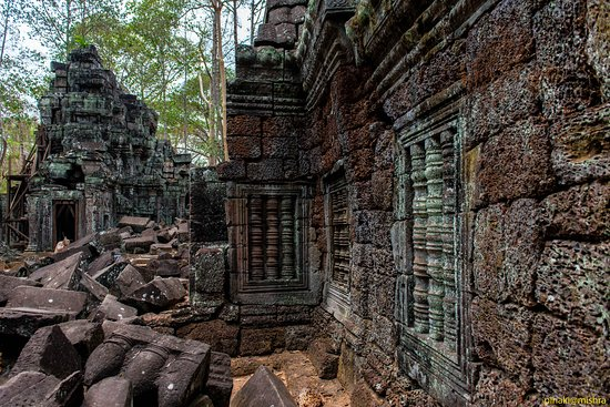 Angkor Wat Photography Workshops and Tours: Ta Nei temple
