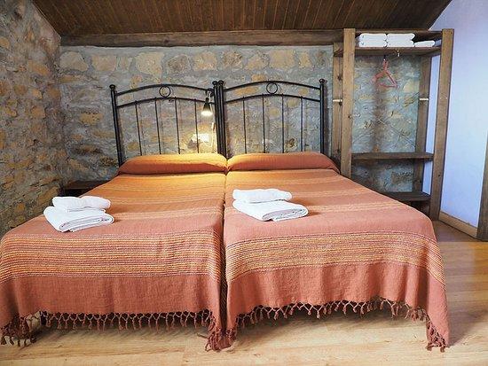 Casa Grupos: dormitorio 4 (2 camas 90)