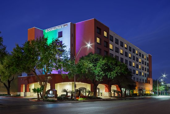 Doubletree by hilton san antonio downtown c 1 5 4 c - Hilton garden inn san antonio downtown ...