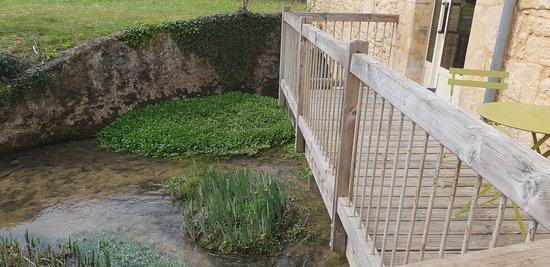 O Moulin: Le ruisseau