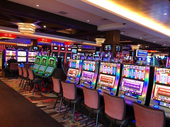 Rivers Casino and Resort - slot machines