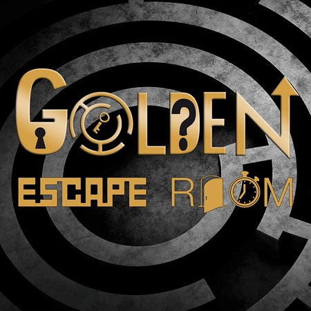 ‪Golden Escape Room‬