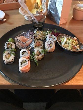 Lubbecke, Duitsland: Abendessen in Schäppchen. Immer wieder ein Genuss