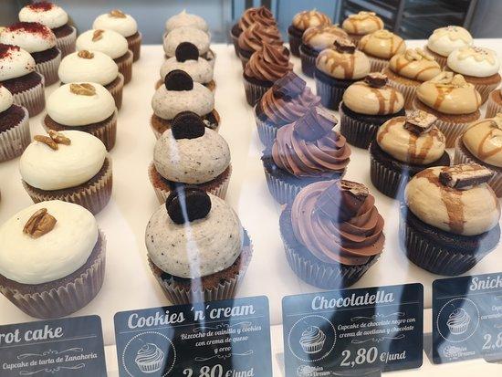 Cookies & Dreams By Alma: Cupcakes