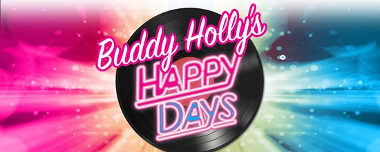 Jubilations Dinner Theatre: Buddy Holly's Happy Days is playing in Edmonton until May 19th!  Call 780-484-2424 or visit www.jubilations.ca for tickets!
