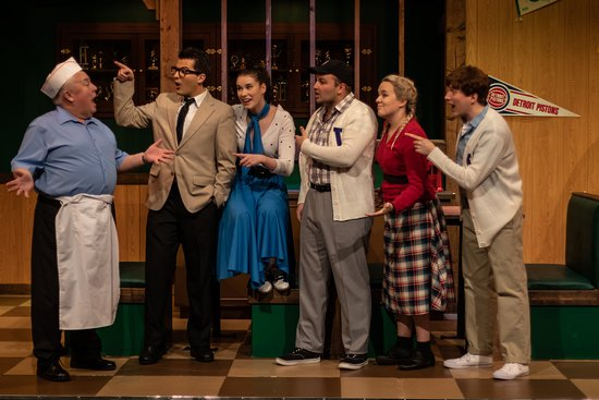 Jubilations Dinner Theatre: Buddy Holly's Happy Days playing in Edmonton April 5th - May 19th!