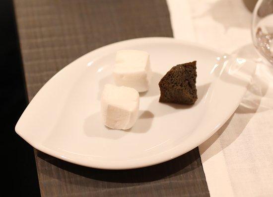 Le Cheval Noir: Notre repas
