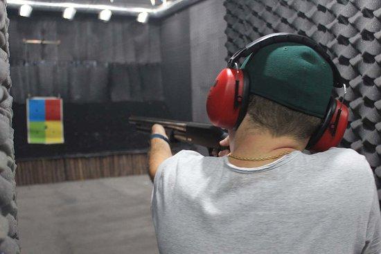 Clube de Tiro 300: Pacote de Tiro - Shotgun