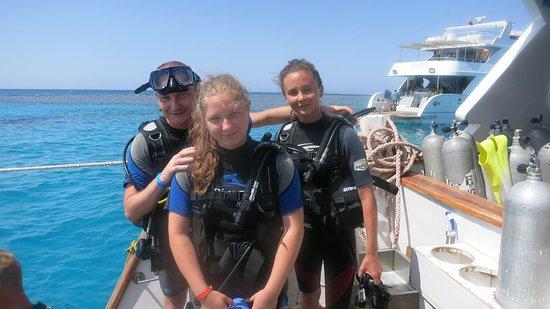 Diving Center Hurghada: Diving in Hurghada