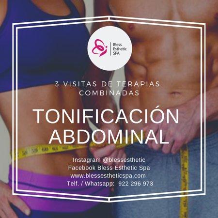 Lima, Peru: Tonificación Abdominal  ¿Tu abdomen esta flácido? podemos ayudarte... 3 sesiones  Masaje  Radiofrecuencia con electroporación de SERUM TONIFICANTE