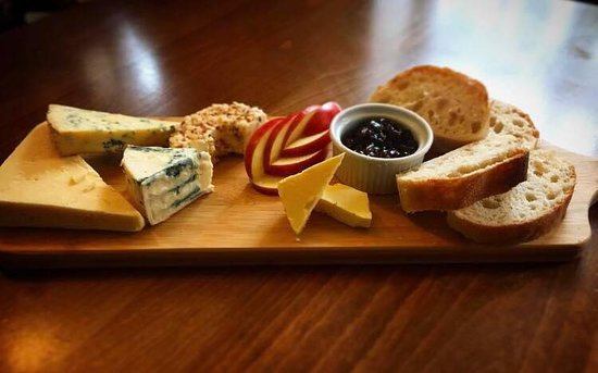 Delicious sharing platters