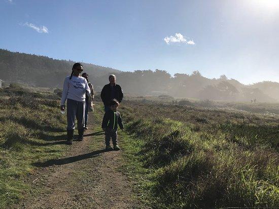 The Sea Ranch, Kalifornia: Sea Ranch Trail