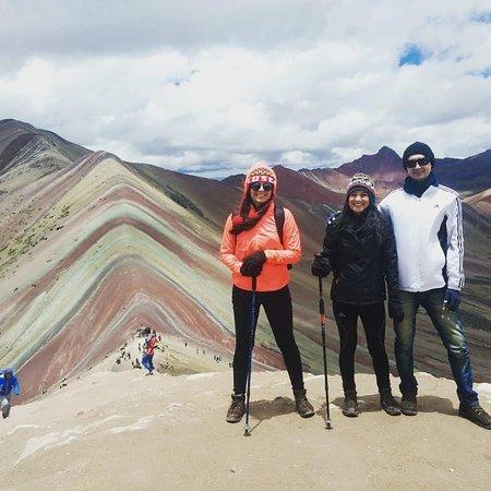 Montaña de Colores - Inkas City Tours