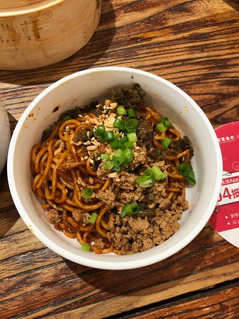 Early Bird Beijing Dim Sum Breakfast with Lama Temple Tour: Sichuan Noodles