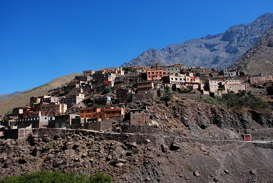 Morocco Mountain Bike: mountain bike