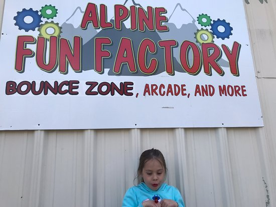 Alpine Fun Factory