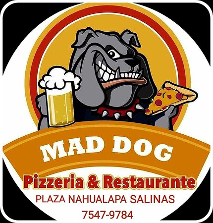 Mad Dog Pizza