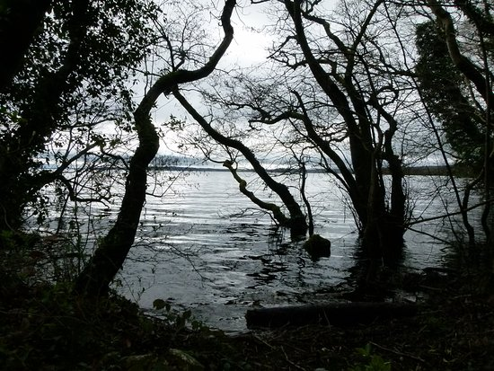 Recent visit to Lusty Begs in County Fermanagh at Dusk