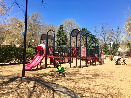 Norcross, GA: A Great Little Park For The Kids