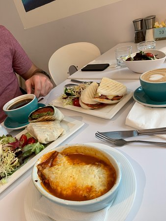 Cafe 8, Hong Kong - Central - Restaurant Reviews, Photos
